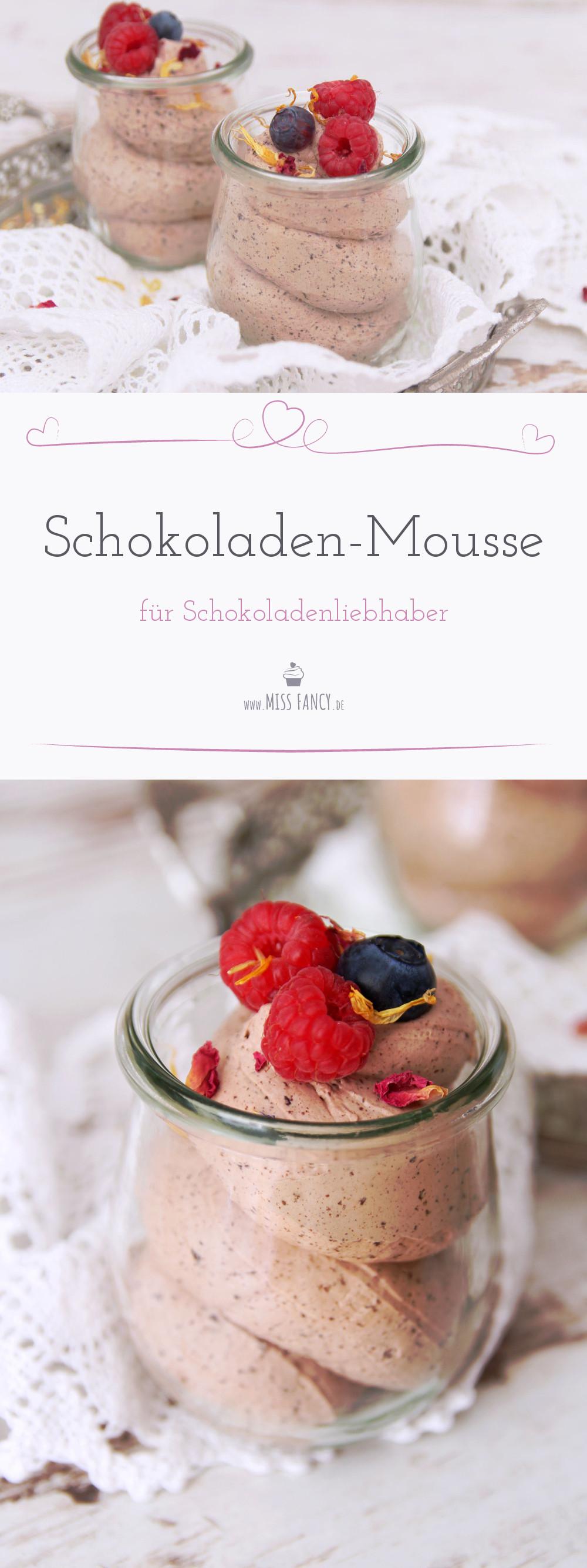 Rezept Schokoladen Mousse Missfancy Foodblog5