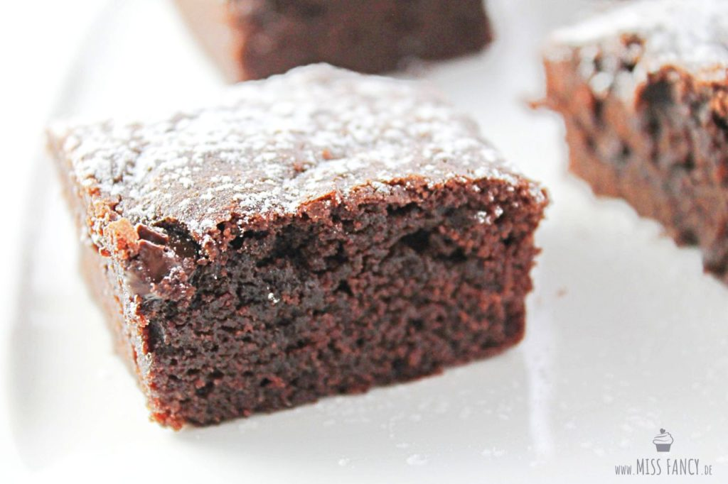 Grundrezept Brownies