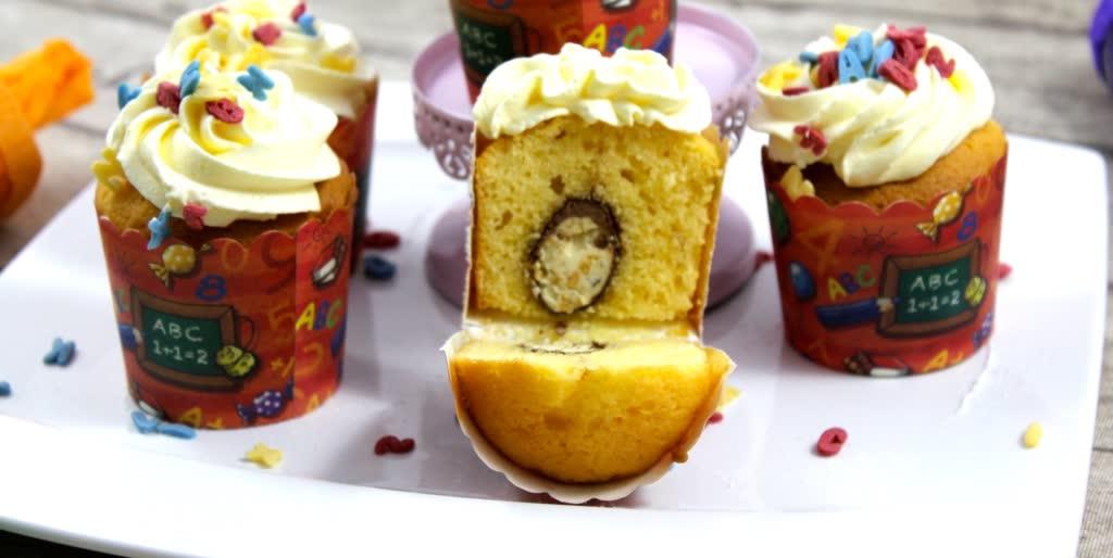 Cupcake Schoko bon