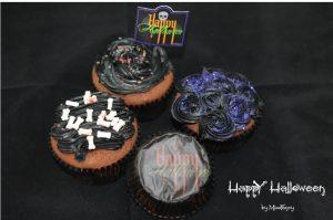 Cupcakes Schwarz