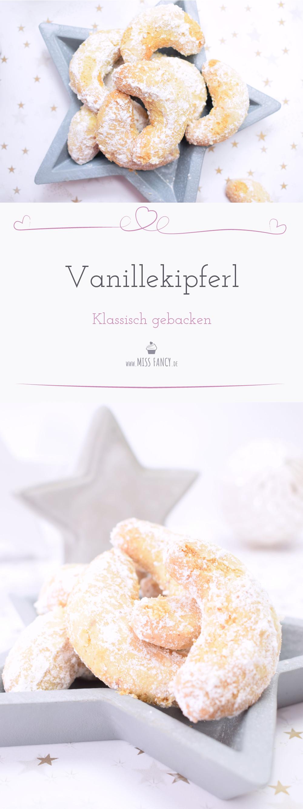 REZEPT-Vanillekipferl Missfancy