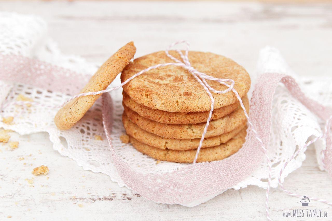 Rezept-Snickerdoodle-Cookies