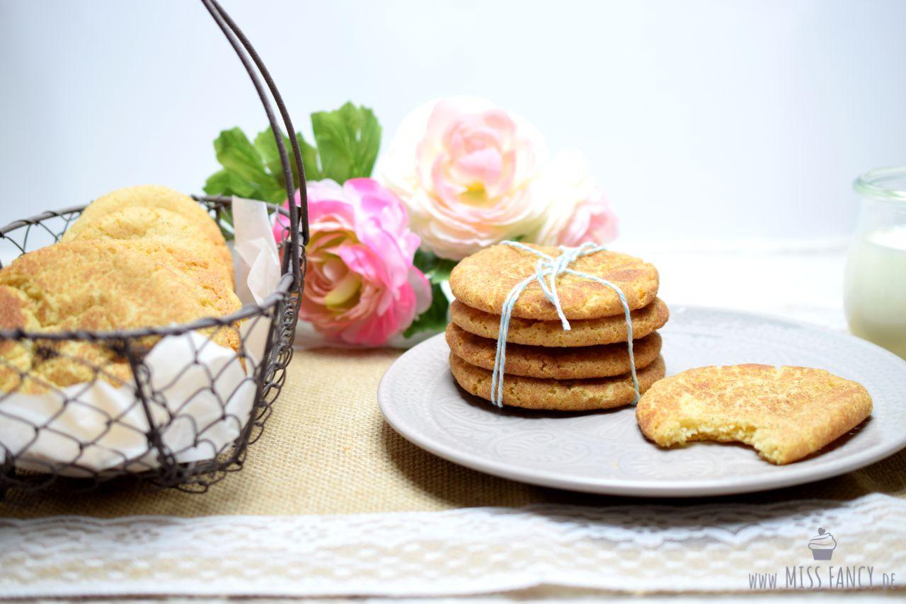 Rezept Snickerdoodle Cookies