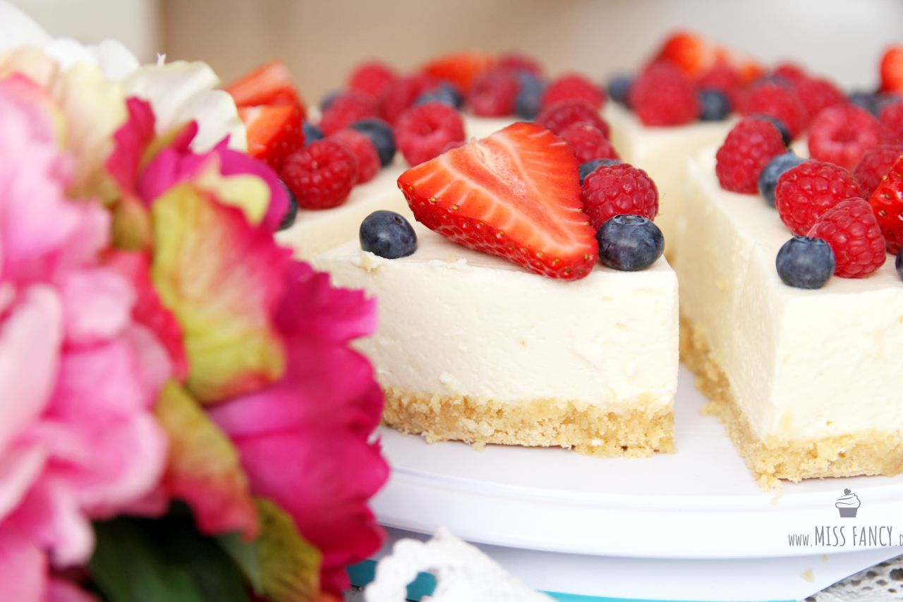 Amaretto-Cheesecake
