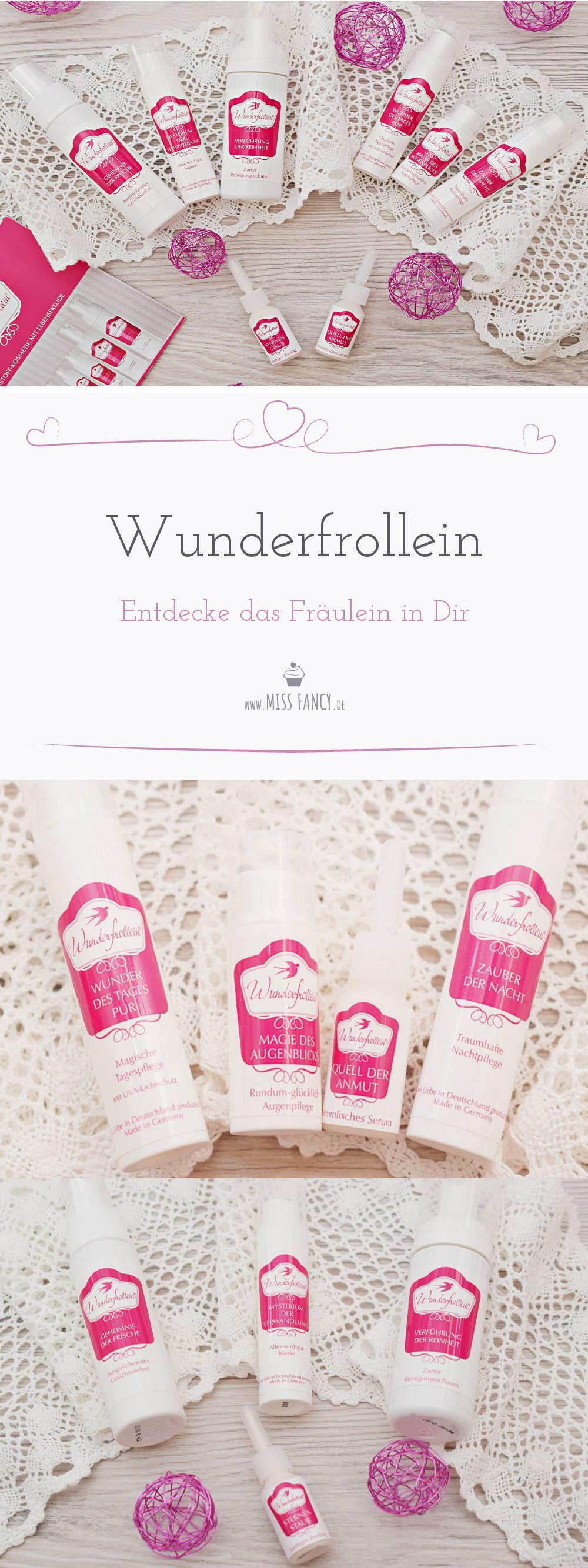 Wunderfollein-Erlebe Dein Fräuleinwunder - Hautpflege