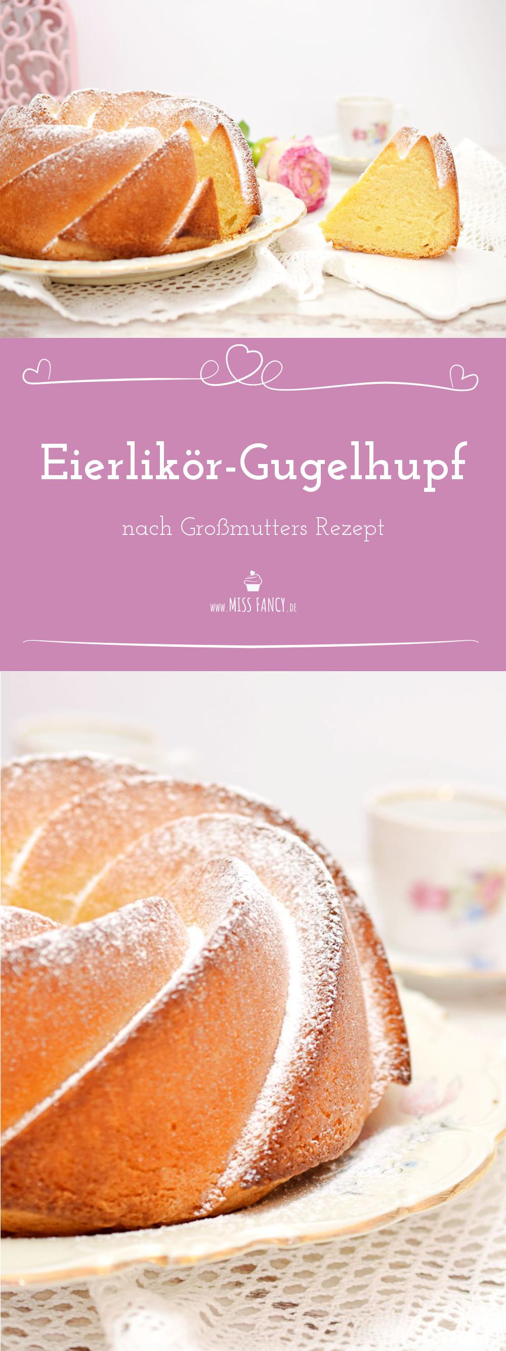 Eierlikör-Gugelhupf