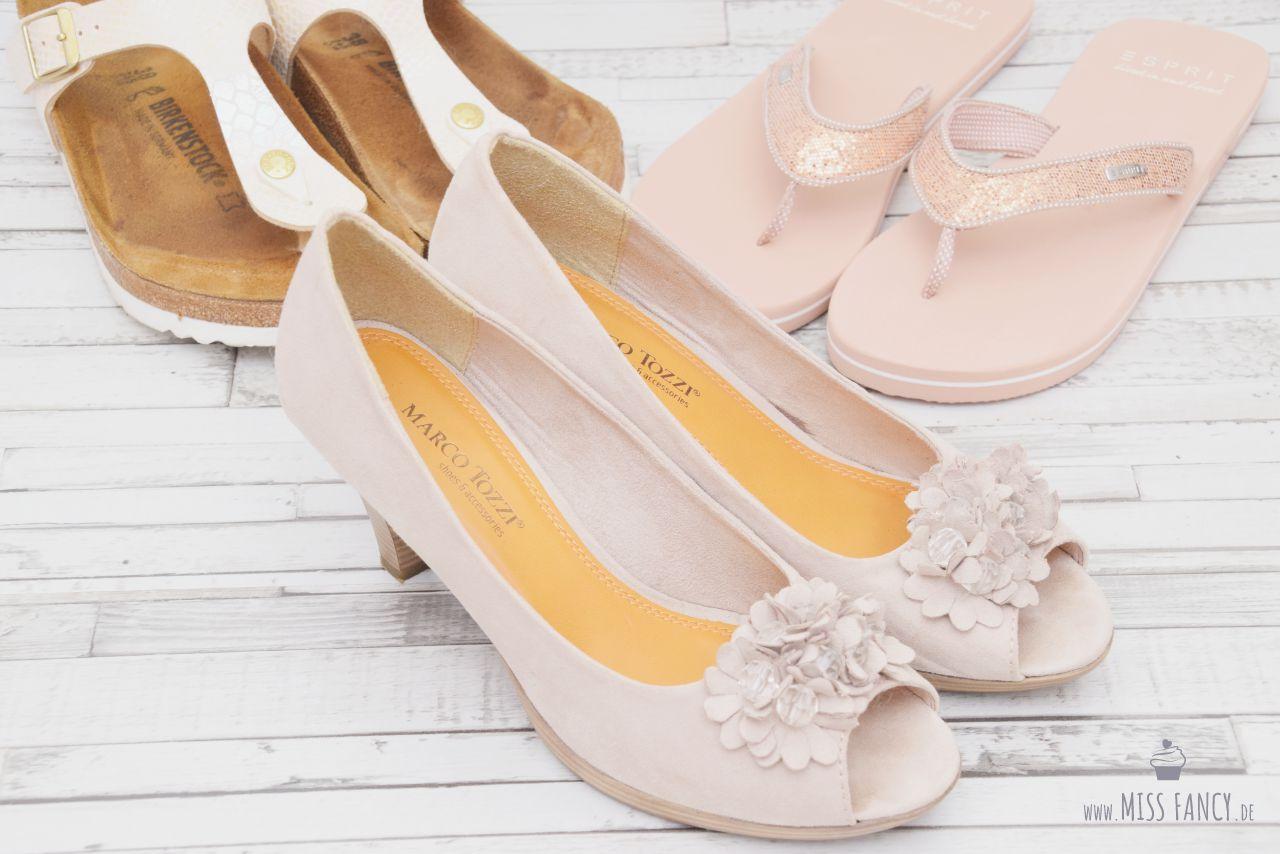 Neue Schuhe einlaufen - missfancy