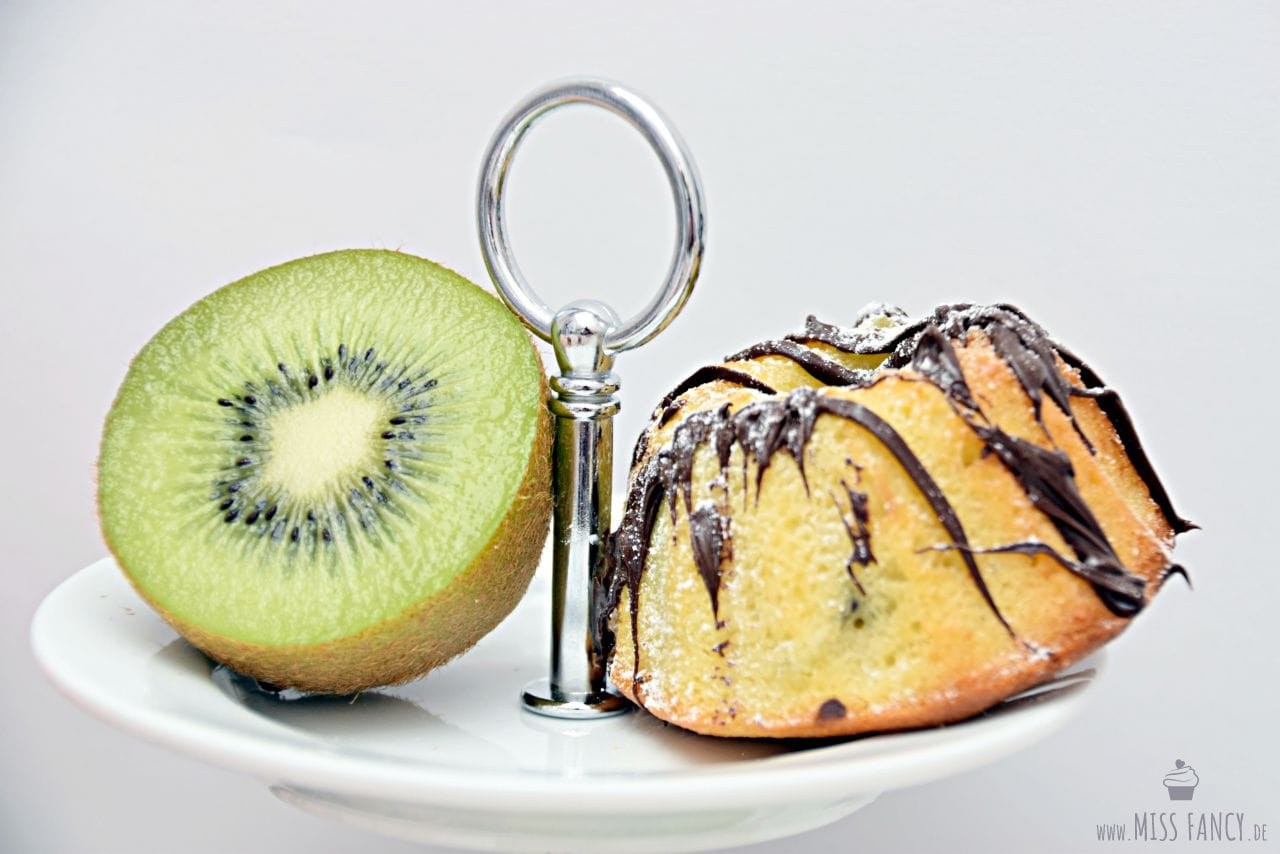 Mini-Kiwi-Guglhupf-Rezept