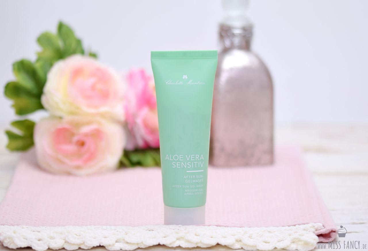 Aloe-Vera-Gesichtsmaske