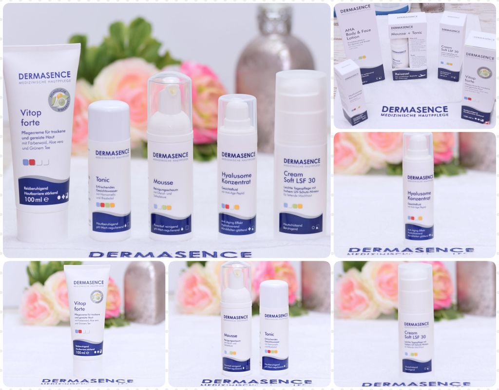 Dermasence-Beautyprodukte