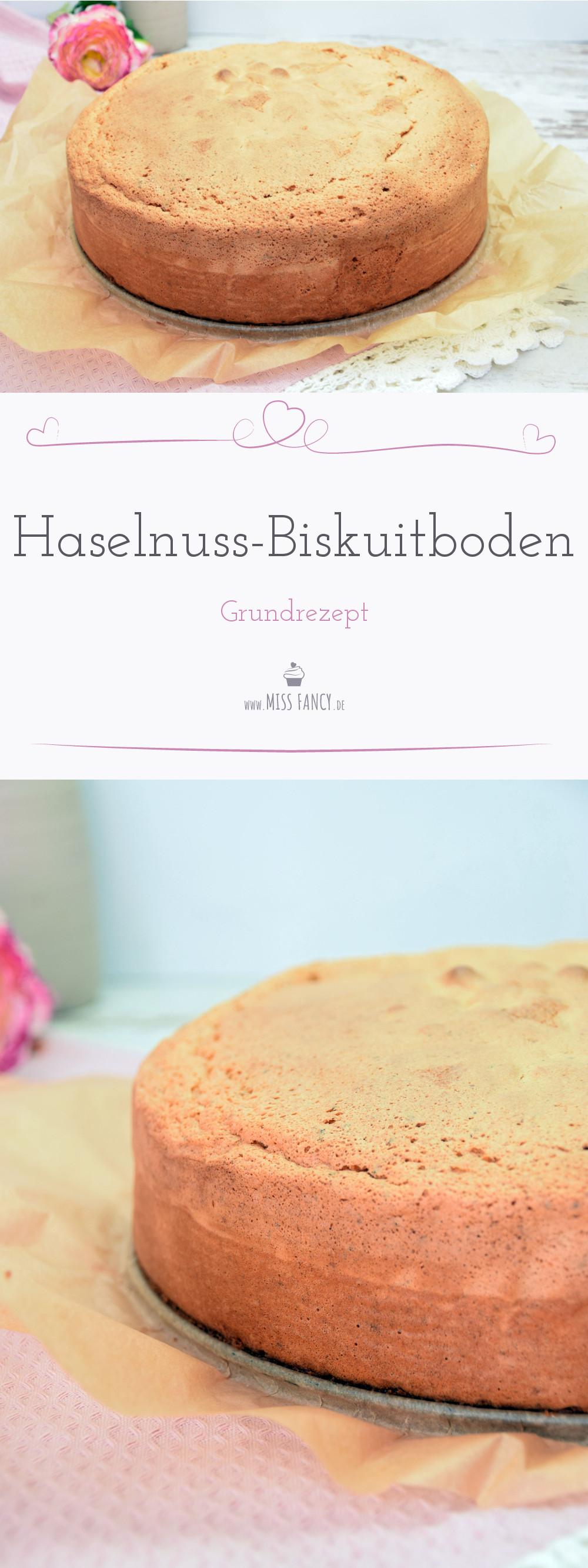 Grundrezept-Haselnuss-Biskuitboden