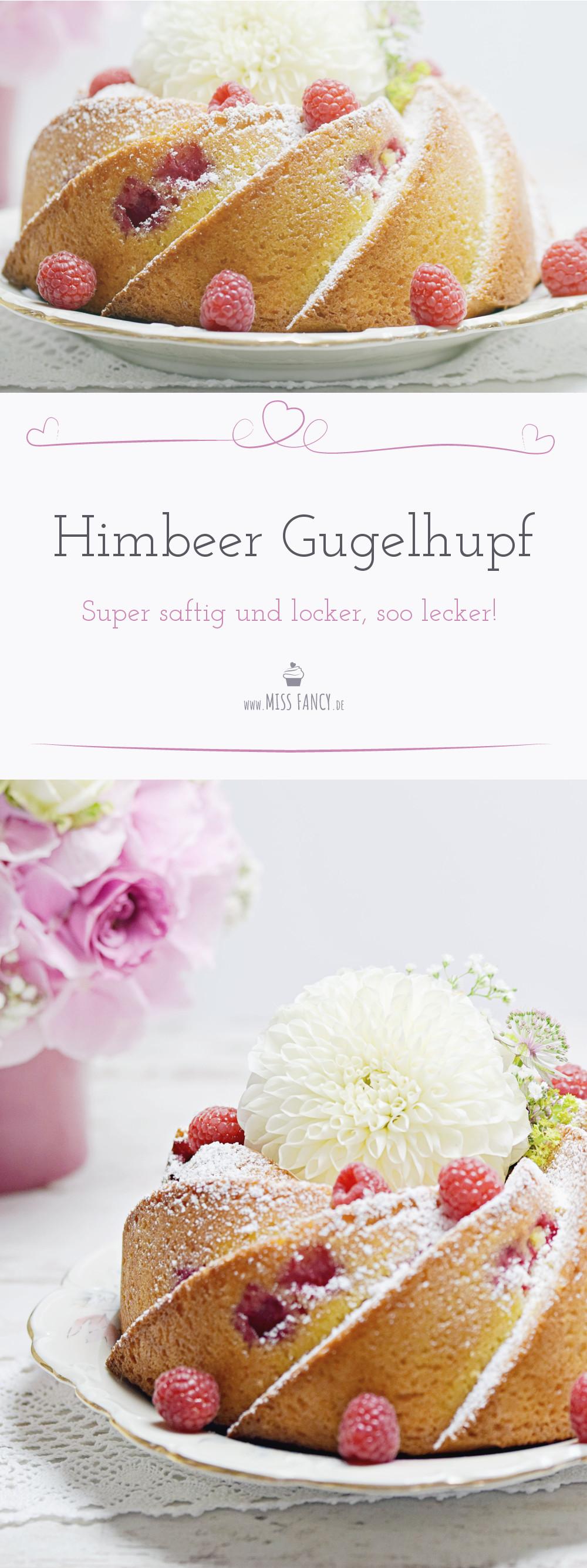 Vanille-Himbeer-Gugelhupf-Rezept