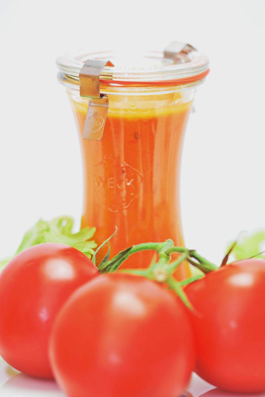 Frische Tomatensoße von missfancy