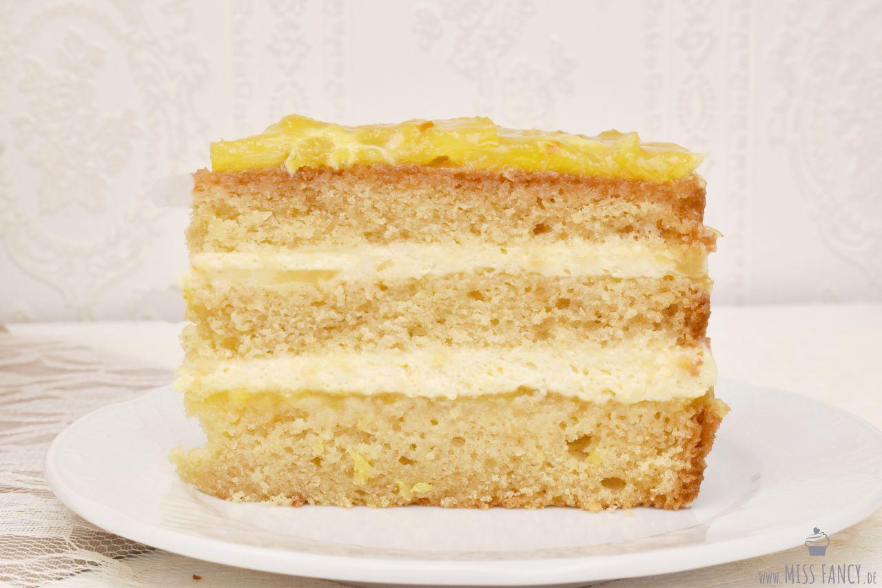 Rezept Orangen-Torte mit Zentis