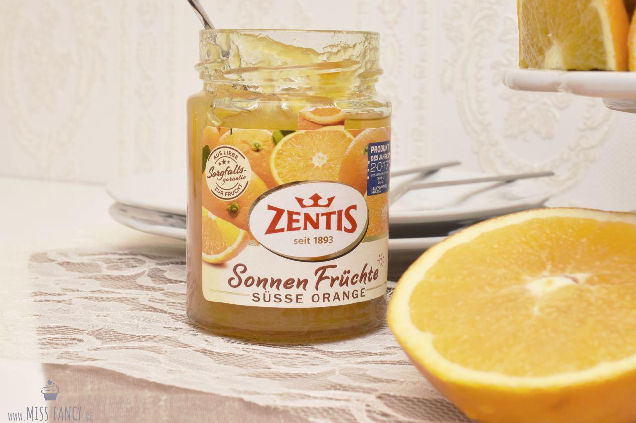 Rezept Orangenmarmelade Orangentorte