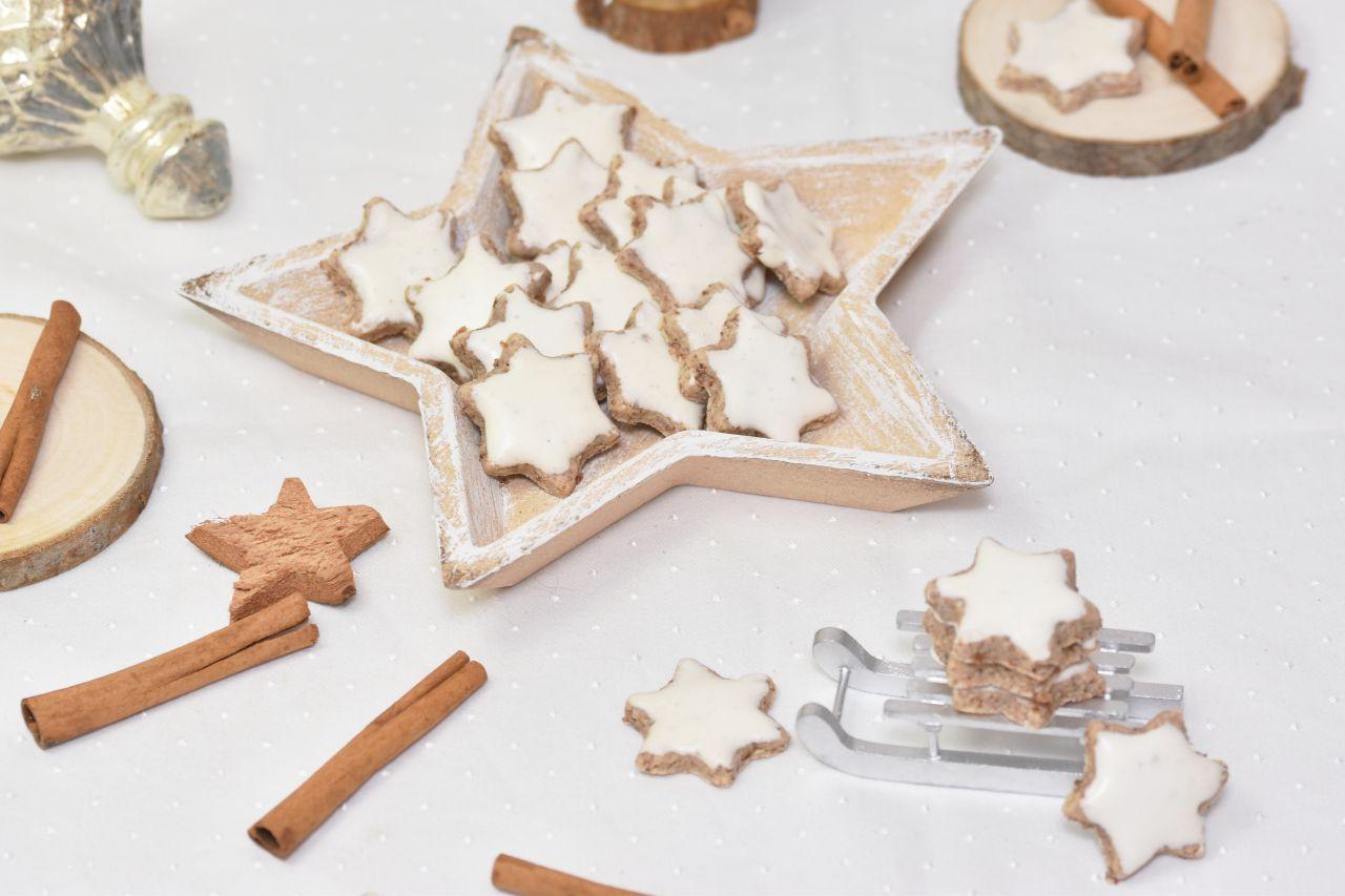 Rezept Weihnachtsplätzchen Zimtsterne