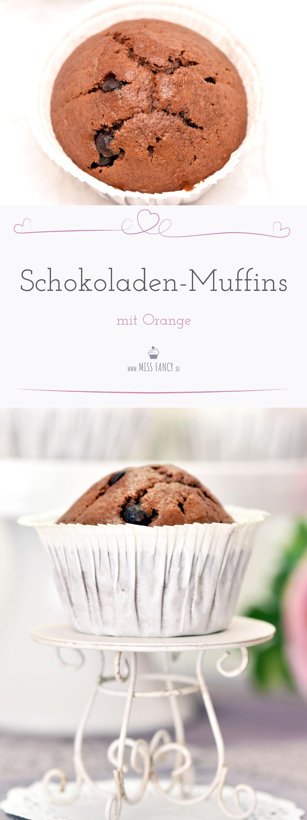 Rezept-Schokoladen-Muffins-Orangenaroma