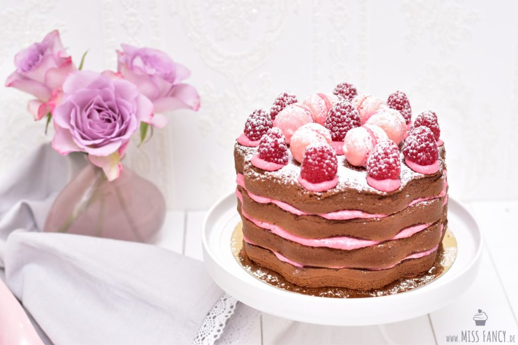 Rezept-Schoko-Himbeer-Torte-Geburtstag