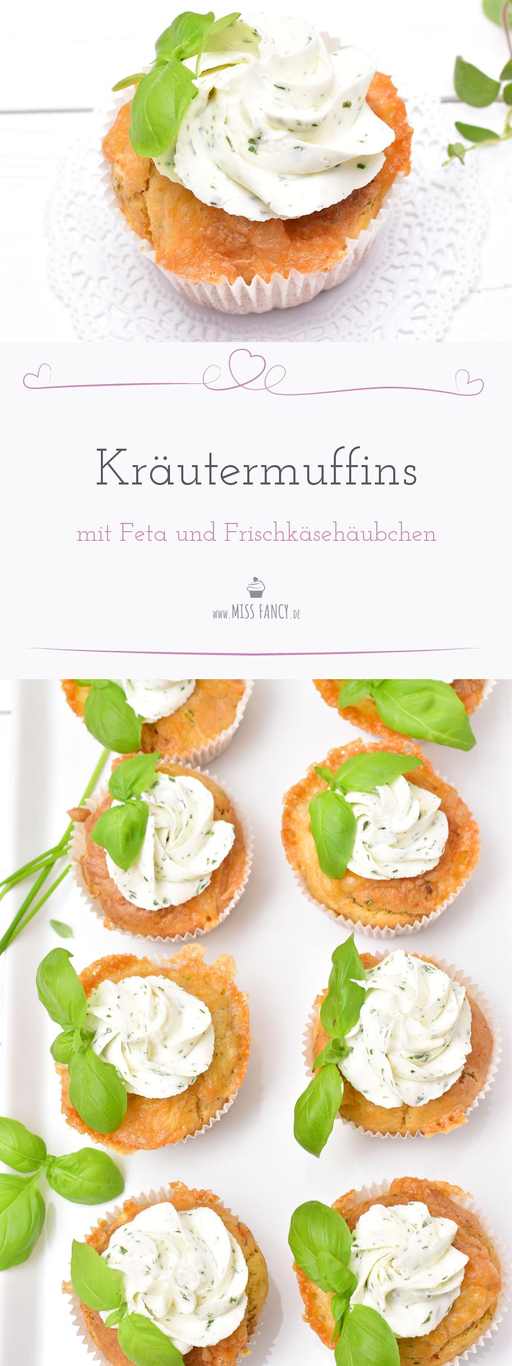 Rezept-frische-Kräutermuffins-Frischkäsehäubchen