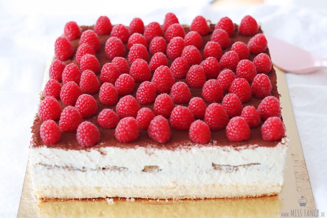 Rezept-Tiramisu-Torte