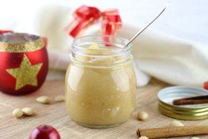 Winterliche Bratapfel-Marmelade