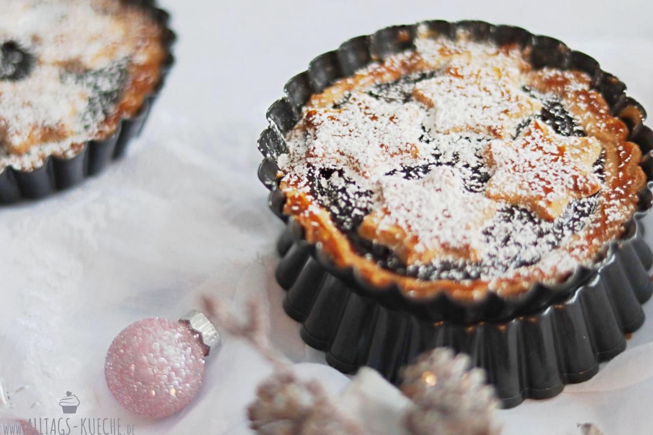 Weihnachtsgebäck Linzer Torte Nachtisch