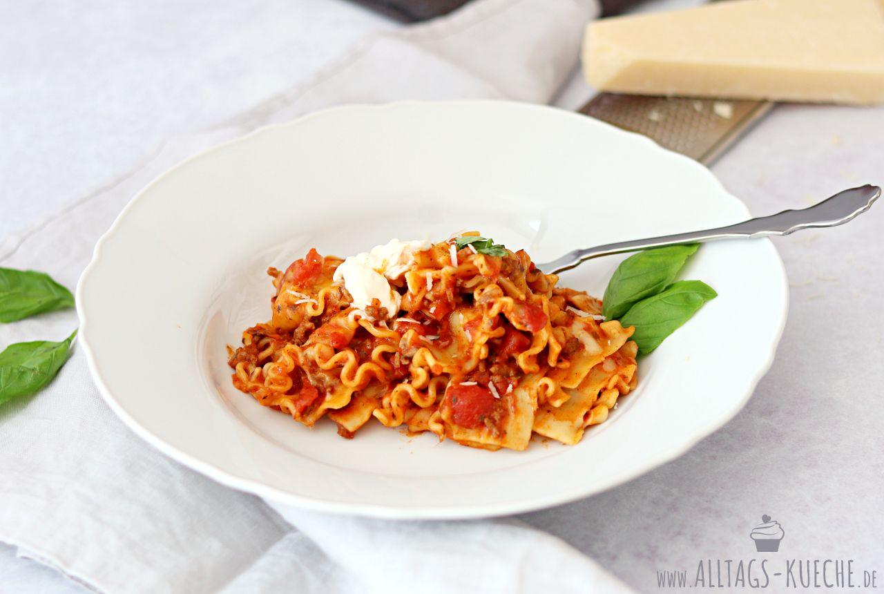 Rezept-One-Pot-Pasta-Lasagne-Alltagsküche