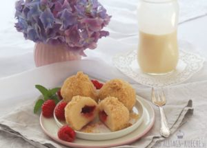 Himbeerknödel Sommergericht